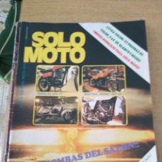 Coches y Motocicletas: **REVISTA,---SOLO MOTO--- MAYO 1979**. Lote 111963756