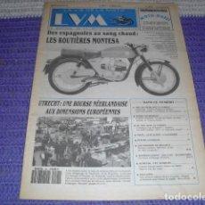 Coches y Motocicletas: LA VIE DE LA MOTO Nº 91 - DOSSIER MONTESA -. Lote 113381795