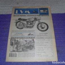 Coches y Motocicletas: LA VIE DE LA MOTO Nº 14 - DUCATI MONOS -. Lote 113382239