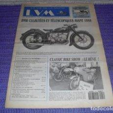 Coches y Motocicletas: LA VIE DE LA MOTO Nº 117- BMW CULBUTÉES ET TÉLESCOPIQUES AVANT 1955 -. Lote 113383015