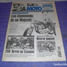 Coches y Motocicletas: LA VIE DE LA MOTO Nº 193 - DOSSIER NORTON COMMANDO -. Lote 113383735