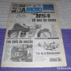 Coches y Motocicletas: LA VIE DE LA MOTO Nº 173 - DOSSIER BSA TWINS -. Lote 113384575