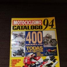 Coches y Motocicletas: MOTOCICLISMO CATÁLOGO 94. Lote 113483179