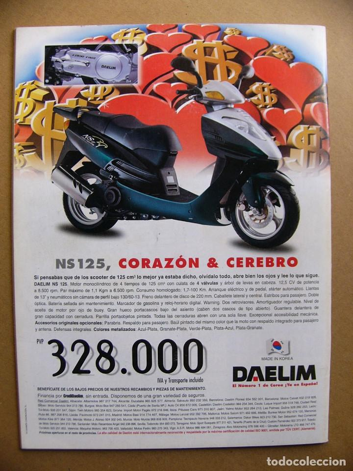 Coches y Motocicletas: Motociclismo 1591 Suzuki GSXR 750 TL 1000 R Kawasaki VN 1500 Suzuki Intruder Honda Pantheon - Foto 3 - 115509891
