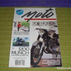 Coches y Motocicletas: LA VIE DE LA M OTO -HORS SÉRIE- NORTON COMMANDO-ROYAL ENFIEL- TRIUMPH-BSA-. Lote 115591419