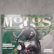 Coches y Motocicletas: REVISTA MOTOS DE AYER NUMERO 65 HISTORIA DE TERROT. Lote 116267071