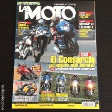 Coches y Motocicletas: LA MOTO Nº 160 AERMACCHI 350 SUZUKI GSX-R 1000 DUCATI 1000 DS HONDA SILVER WING MOTO GUZZI STR 750. Lote 116548115
