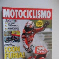 Coches y Motocicletas: MOTOCICLISMO REVISTAS AÑO 2004 SEPTIEMBRE Nº 1907. Lote 116725987