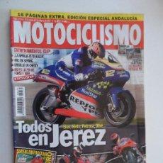 Coches y Motocicletas: MOTOCICLISMO REVISTAS AÑO 2002 FEBRERO Nº 1771. Lote 116726491