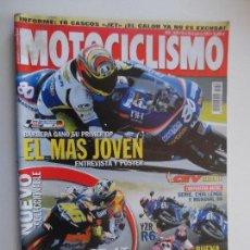 Coches y Motocicletas: MOTOCICLISMO REVISTAS AÑO 2003 JULIO Nº 1848. Lote 116726623