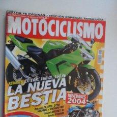 Coches y Motocicletas: MOTOCICLISMO REVISTAS AÑO 2003 AGOSTO Nº 1853. Lote 116726679