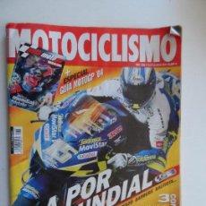 Coches y Motocicletas: MOTOCICLISMO REVISTAS AÑO 2004 ABRIL Nº 2004. Lote 116726815