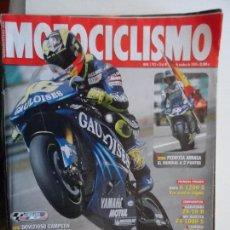 Automobili e Motociclette: MOTOCICLISMO REVISTAS AÑO 2004 OCTUBRE Nº 1912. Lote 116727139