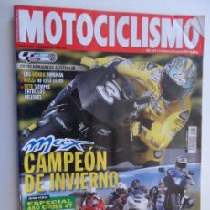 Coches y Motocicletas: MOTOCICLISMO REVISTAS AÑO 2004 FEBRERO Nº 1879. Lote 116727211