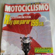Coches y Motocicletas: MOTOCICLISMO Nº 1284 - SUZUKI GSX-R 1.100 N.O.S.. Lote 118175483