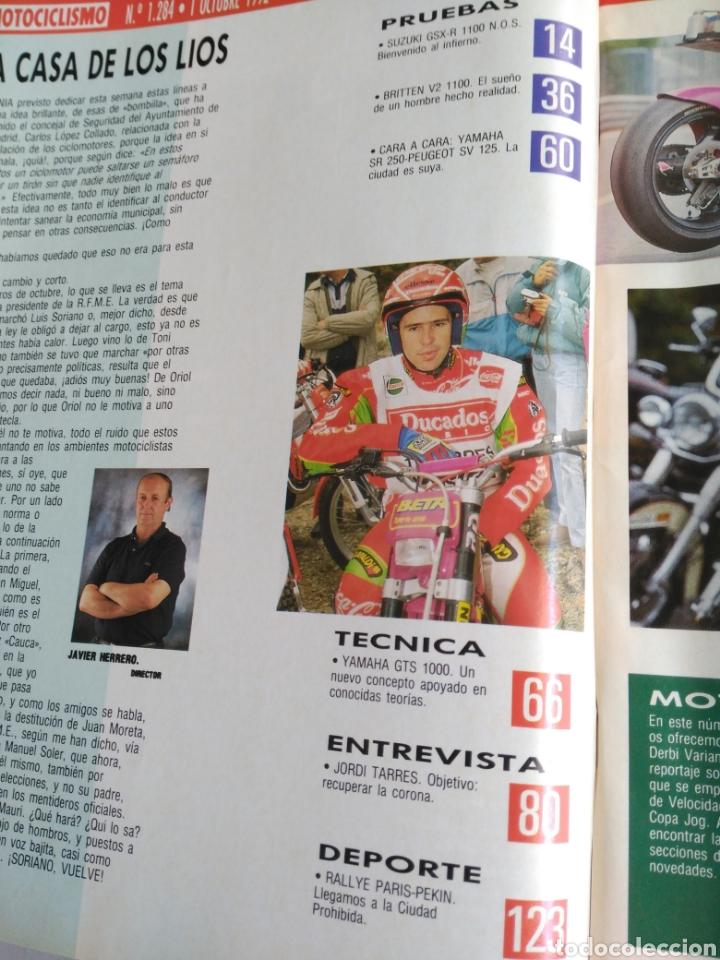 Coches y Motocicletas: Motociclismo nº 1284 - Suzuki GSX-R 1.100 N.O.S. - Foto 2 - 118175483