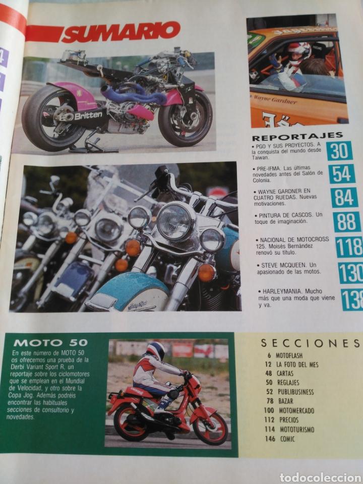 Coches y Motocicletas: Motociclismo nº 1284 - Suzuki GSX-R 1.100 N.O.S. - Foto 3 - 118175483
