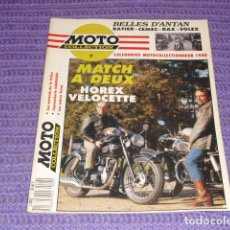 Coches y Motocicletas: MOTO COLLECTION Nº 7 - 1990 - . Lote 118923699