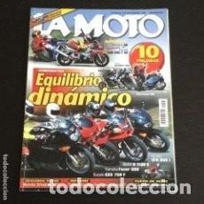 Coches y Motocicletas: LA MOTO 104 NORTON JOHN PLAYER 750 MONOCASCO HONDA CBR 600 F VARADERO VFR 800 BMW R 1100 S DUCATI*37. Lote 120086859