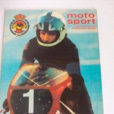 Coches y Motocicletas: MOTORISMO MOTO SPORT FEM 1974. Lote 120490735