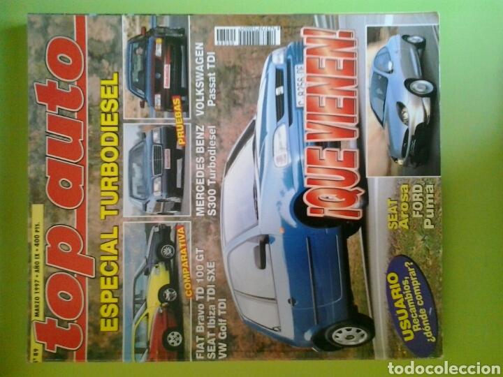 TOP AUTO N 89 1997 (Coches y Motocicletas - Revistas de Motos y Motocicletas)