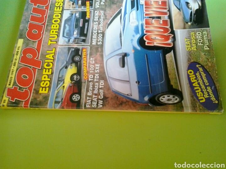 Coches y Motocicletas: Top Auto N 89 1997 - Foto 2 - 120541031