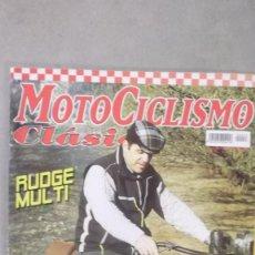 Coches y Motocicletas: REVISTA MOTOCICLISMO CLASICO NUMERO 33 JUNIO 2005 OSSA 175 GT 4 TIEMPOS. Lote 121146295