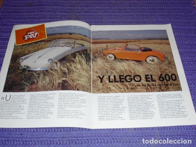 Coches y Motocicletas: MOTOR CLÁSICO - Nº 44 - ESPECIAL PTV - Foto 2 - 121257995
