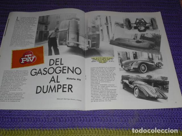 Coches y Motocicletas: MOTOR CLÁSICO - Nº 44 - ESPECIAL PTV - Foto 4 - 121257995