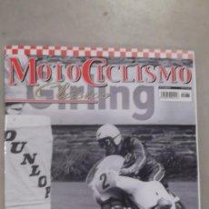 Coches y Motocicletas: REVISTA MOTOCICLISMO CLASICO NUMERO 83 AGOSTO 2009 BMW RD 500 TYP 256 OSSA 250 TORMO EXCELSIOR 20. Lote 121419319