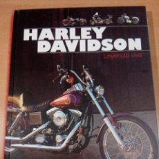 Coches y Motocicletas - Harley davidson leyenda viva .Jenny leyla - 121600527