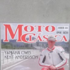 Coches y Motocicletas: REVISTA MOTO CLASICA NUMERO 21 AÑO 2007 OSSA STILETTO 250 TT. Lote 121739091