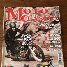 Coches y Motocicletas: REVISTA MOTO CLÁSICA NUM 1 DUCATI DAYTONA DERBI GUZZI. Lote 122095547