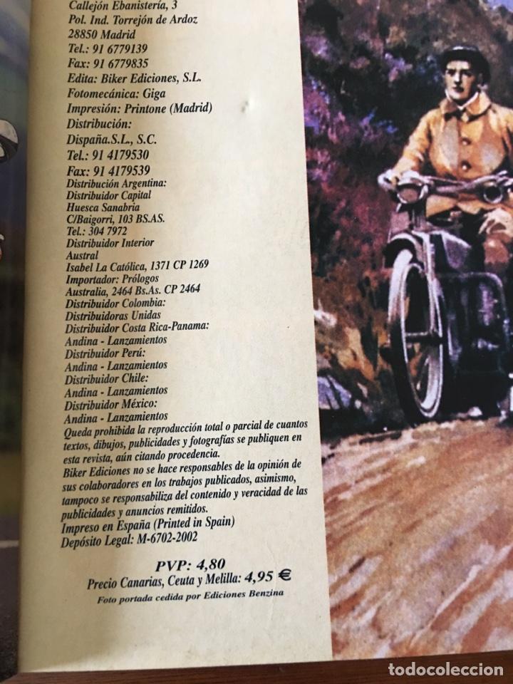 Coches y Motocicletas: REVISTA MOTO CLÁSICA NUM 1 DUCATI DAYTONA DERBI GUZZI - Foto 3 - 122095547
