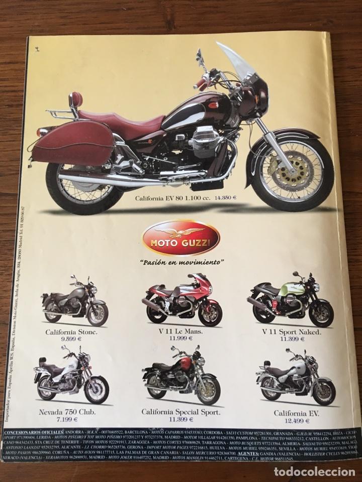 Coches y Motocicletas: REVISTA MOTO CLÁSICA NUM 1 DUCATI DAYTONA DERBI GUZZI - Foto 5 - 122095547