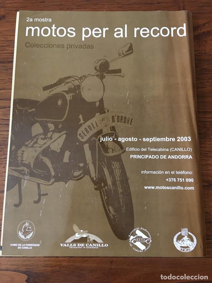 Coches y Motocicletas: REVISTA MOTO CLÁSICA NUM 7 TRIAL BULTACO RIEJU LAVERDA MONTESA JJCOBAS - Foto 4 - 122097139