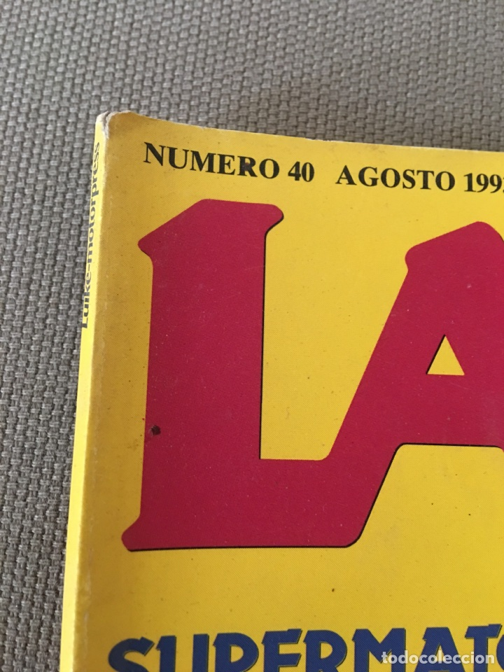 Coches y Motocicletas: REVISTA LA MOTO NUM 40 1993 TRAIL HONDA BMW YAMAHA - Foto 2 - 202681381