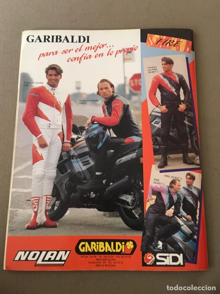 Coches y Motocicletas: REVISTA LA MOTO NUM 40 1993 TRAIL HONDA BMW YAMAHA - Foto 4 - 202681381