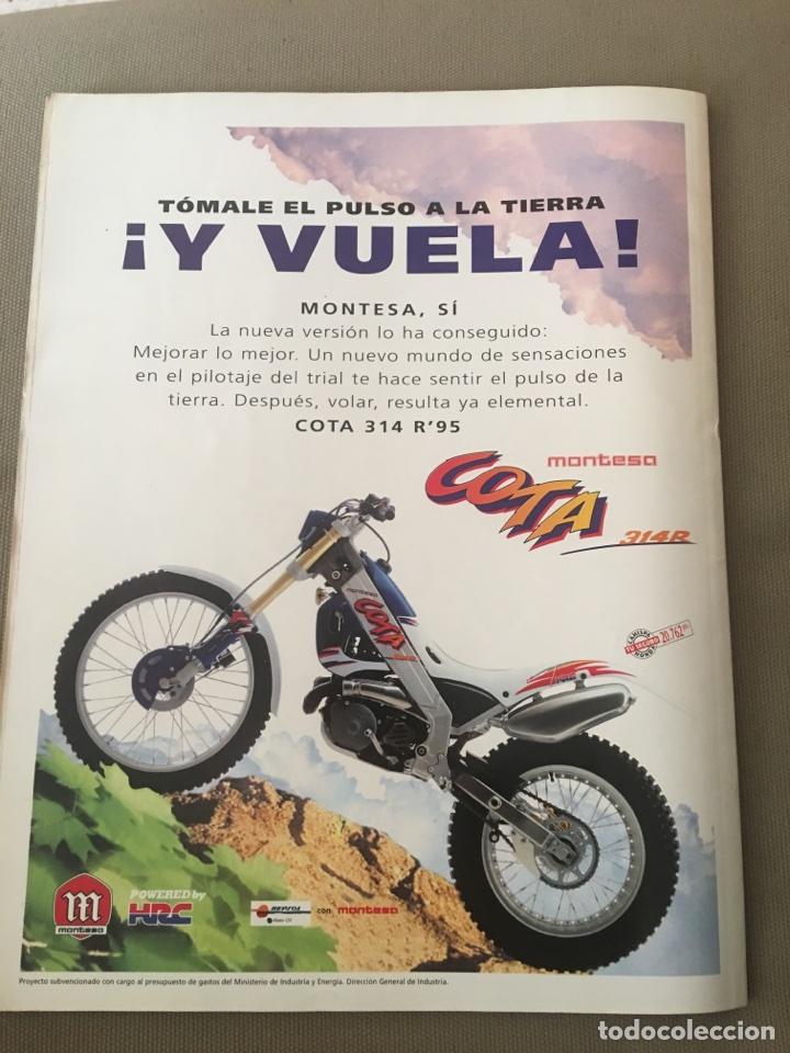 Coches y Motocicletas: REVISTA LA MOTO 57 1995 MOTOCICLISMO KAWASAKI BMW - Foto 5 - 122112632