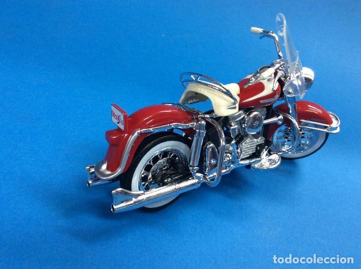 Coches y Motocicletas: Harley Davidson Rojo - Foto 2 - 122654907