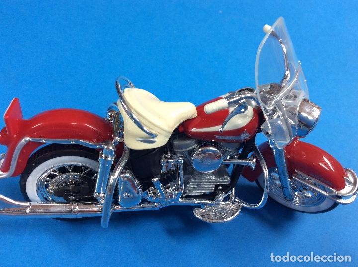 Coches y Motocicletas: Harley Davidson Rojo - Foto 3 - 122654907
