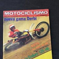Coches y Motocicletas: REVISTA MOTOCICLISMO NUMERO 639 DICIEMBRE 1979 PRUEBA MONTESA ENDURO 125 H6. Lote 125377715