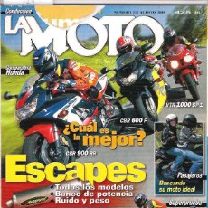 Coches y Motocicletas: REVISTA LA MOTO Nº 124. Lote 125935419