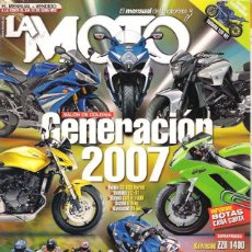 Coches y Motocicletas: REVISTA LA MOTO Nº 199. Lote 125939795