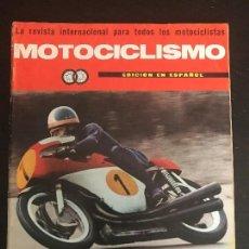 Coches y Motocicletas: MOTOCICLISMO - OCTUBRE 1966 - SUZUKI 50 / CAMPEONES DEL MUNDO / MONZA / OSSA. Lote 126059479