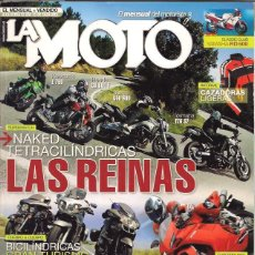 Coches y Motocicletas: REVISTA LA MOTO Nº 208. Lote 126089663