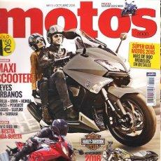 Coches y Motocicletas: MOTOS 2000 Nº 13. Lote 126236607