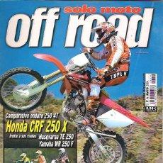 Coches y Motocicletas: SOLO MOTO OFF ROAD Nº 46. Lote 126236899