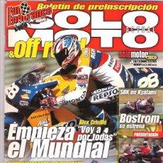 Coches y Motocicletas: SOLO MOTO Nº 1295. Lote 126244631