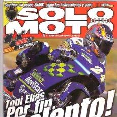Coches y Motocicletas: SOLO MOTO Nº 1306. Lote 126245211